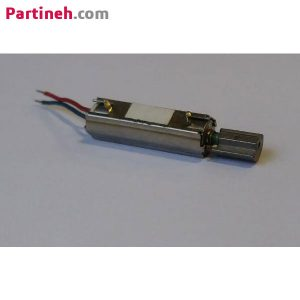 موتور ویبره (ویبراتور) ولتاژ ۱٫۵ تا ۳٫۷ ولت قطر ۵ میلیمتر