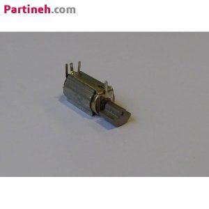 موتور ویبره (ویبراتور) ولتاژ ۱٫۵ تا ۳٫۷ ولت قطر ۷ میلیمتر