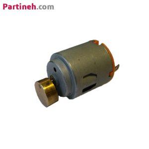 موتور ویبره (ویبراتور) ولتاژ ۶ تا ۹ ولت قطر ۲۴ میلیمتر