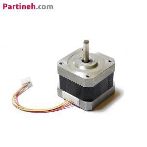 استپر موتور نما ۱۷ دو فاز ۱٫۸ درجه گشتاور ۳kg.cm شینانو (استوک)