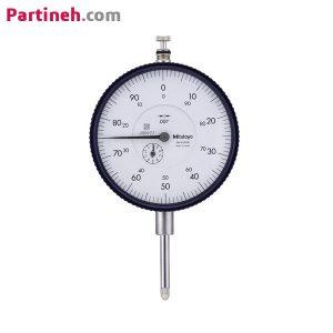 ساعت اندیکاتور عقربه ای طرح میتوتویو ۱۰ میلیمتر