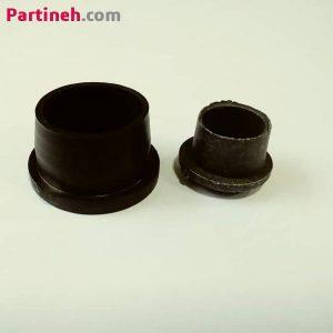 پایه درپوش پلاستیکی داخل لوله (تو خور) جنس PVC (نرم)
