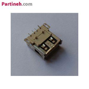 کانکتور مادگی USB روبردی SMD