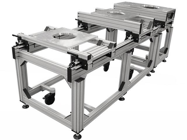 کاربرد پروفیل مهندسی در ساخت دستگاه ها