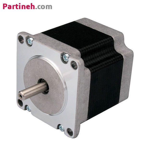 استپر موتور برند لیدشاین (Leadshine) ساخت چین نما 23 گشتاور 13kg.cm