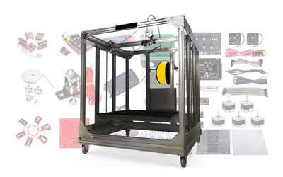 قطعات پرینتر سه بعدی