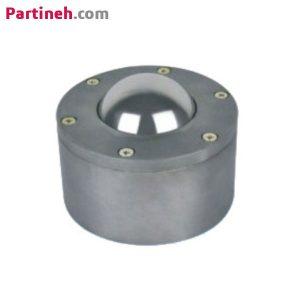 بلبرینگ چشمی مدل (AU90 (SP90 به همراه ساچمه حمل کننده بدون لبه توکار ساخت چین