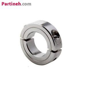 قفل کن شفت دو پیچ (shaft collar) مناسب شفت ۱۰ میلیمتر