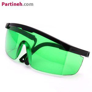 عینک ایمنی محافظ چشم مناسب کار با لیزر
