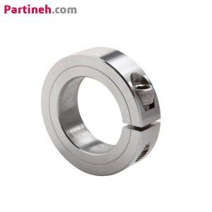 قفل کن شفت تک پیچ (shaft collar) مناسب شفت ۱۰ میلیمتر