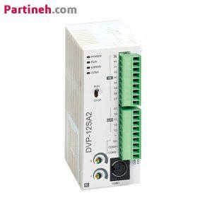 PLC دلتا مدل DVP12SA211R