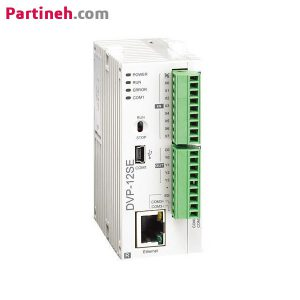 PLC دلتا مدل DVP12SE11R