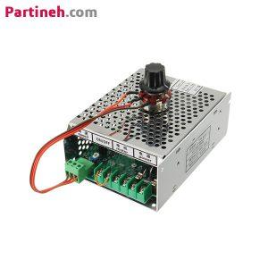 منبع تغذیه و کنترلر سرعت اسپیندل ۴۸ ولت خروجی ۶ آمپر