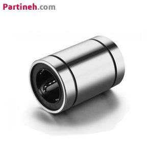 بلبرینگ خطی مدل LM10UU قطر ۱۰ میلیمتر برند باهر ساخت چین